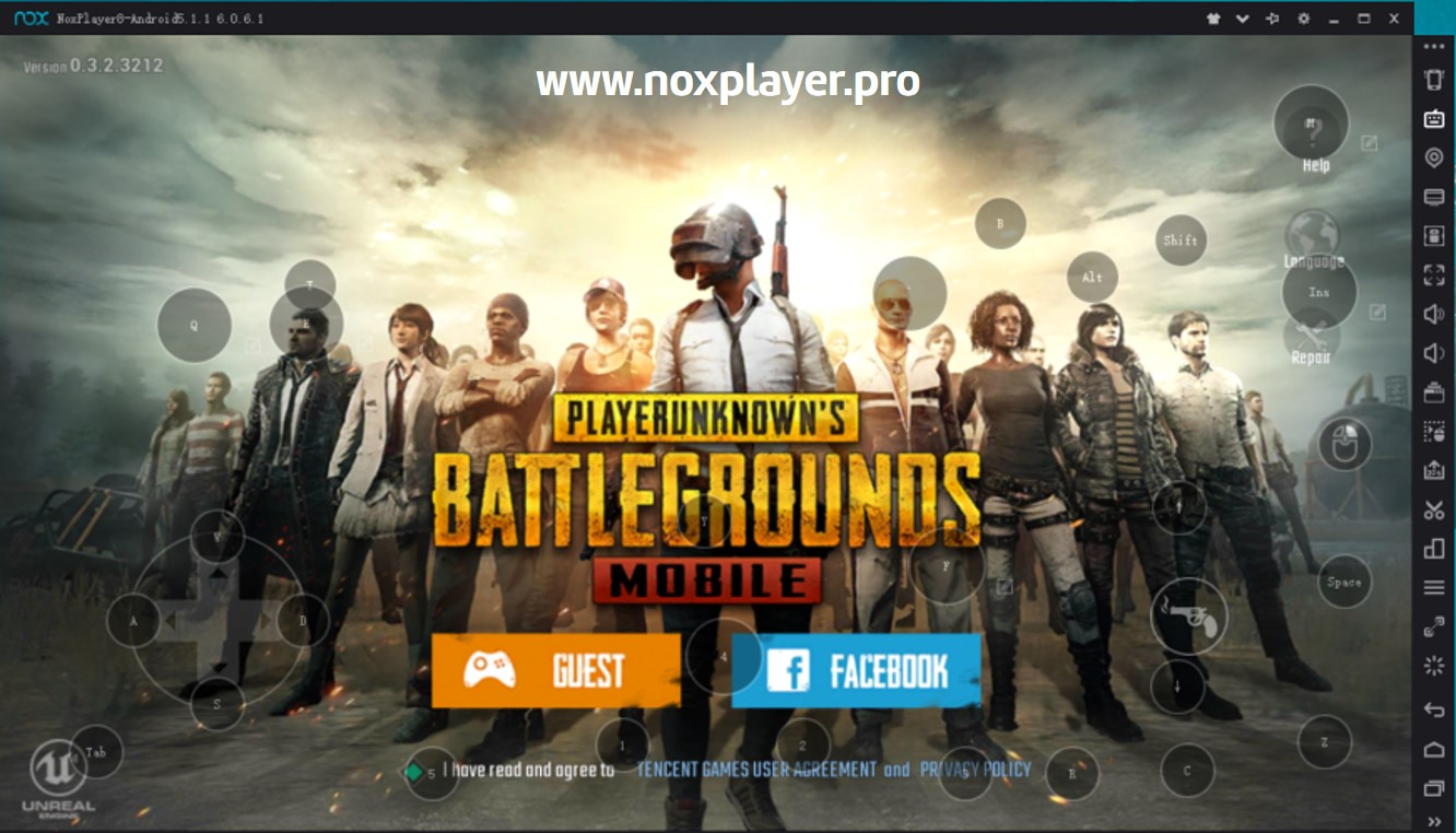 How to play PUBG Mobile on your PC with NoxPlayer