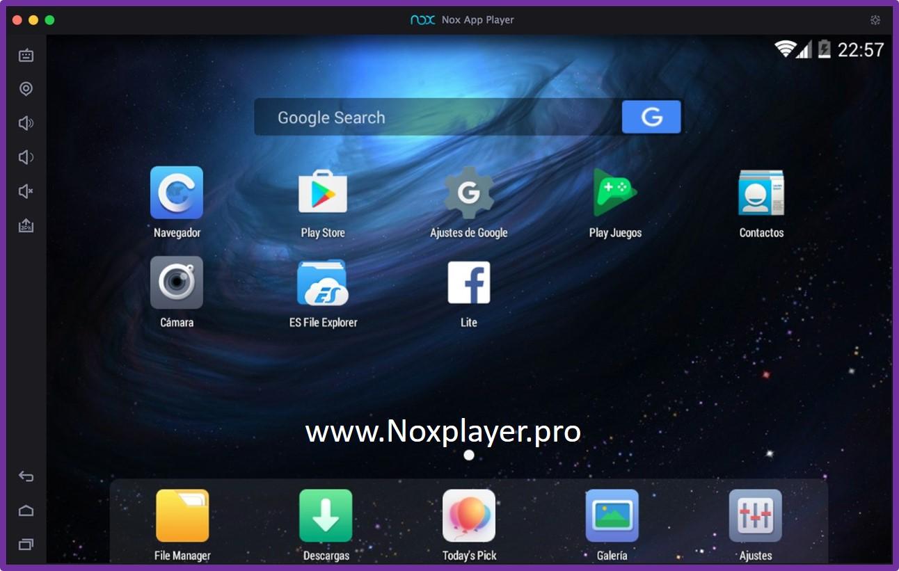 nox player for mac download